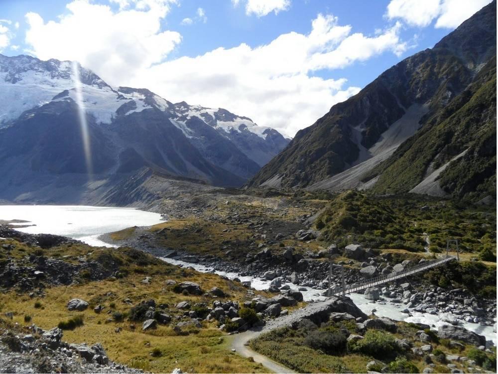 Backpacken in Nieuw Zeeland