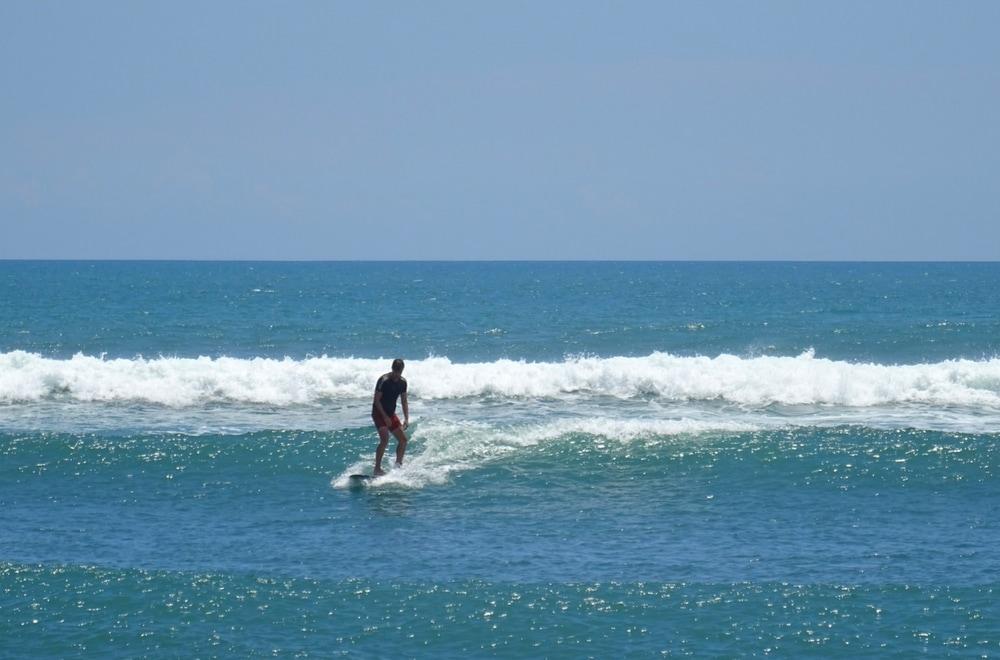 Canggu Bali, surf