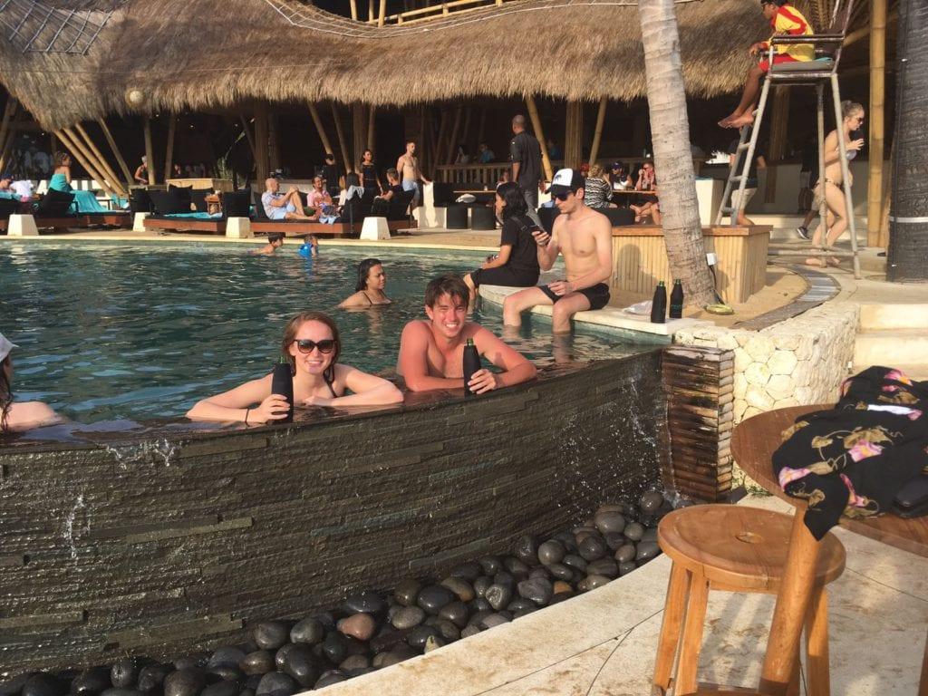 Finns Beach Club, Canggu Bali