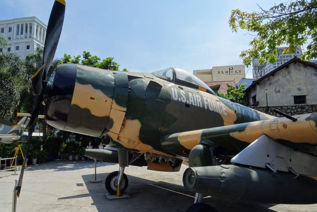 Ho Chi Minh, War museum