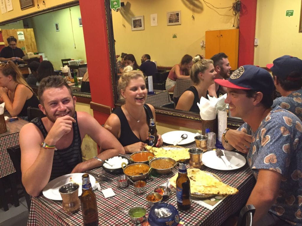 Uit eten Ho Chi Minh City