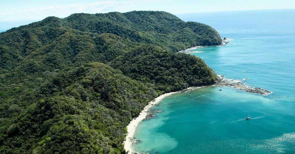 Cabo Blanco, vlakbij Montezuma