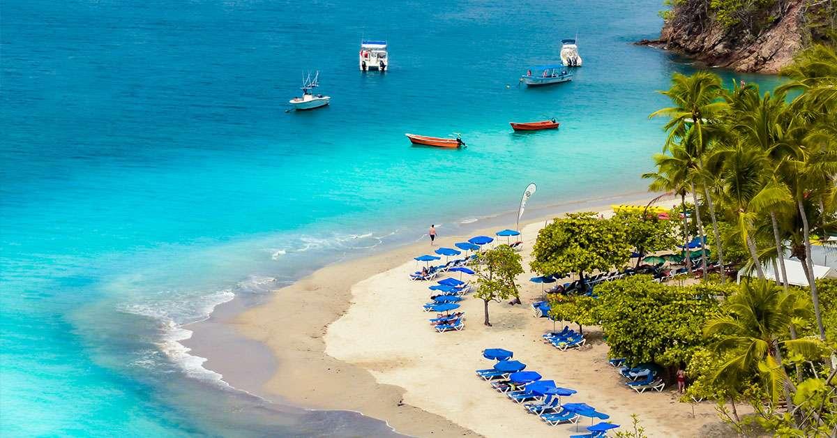 Isla Tortuga, vlakbij Montezuma