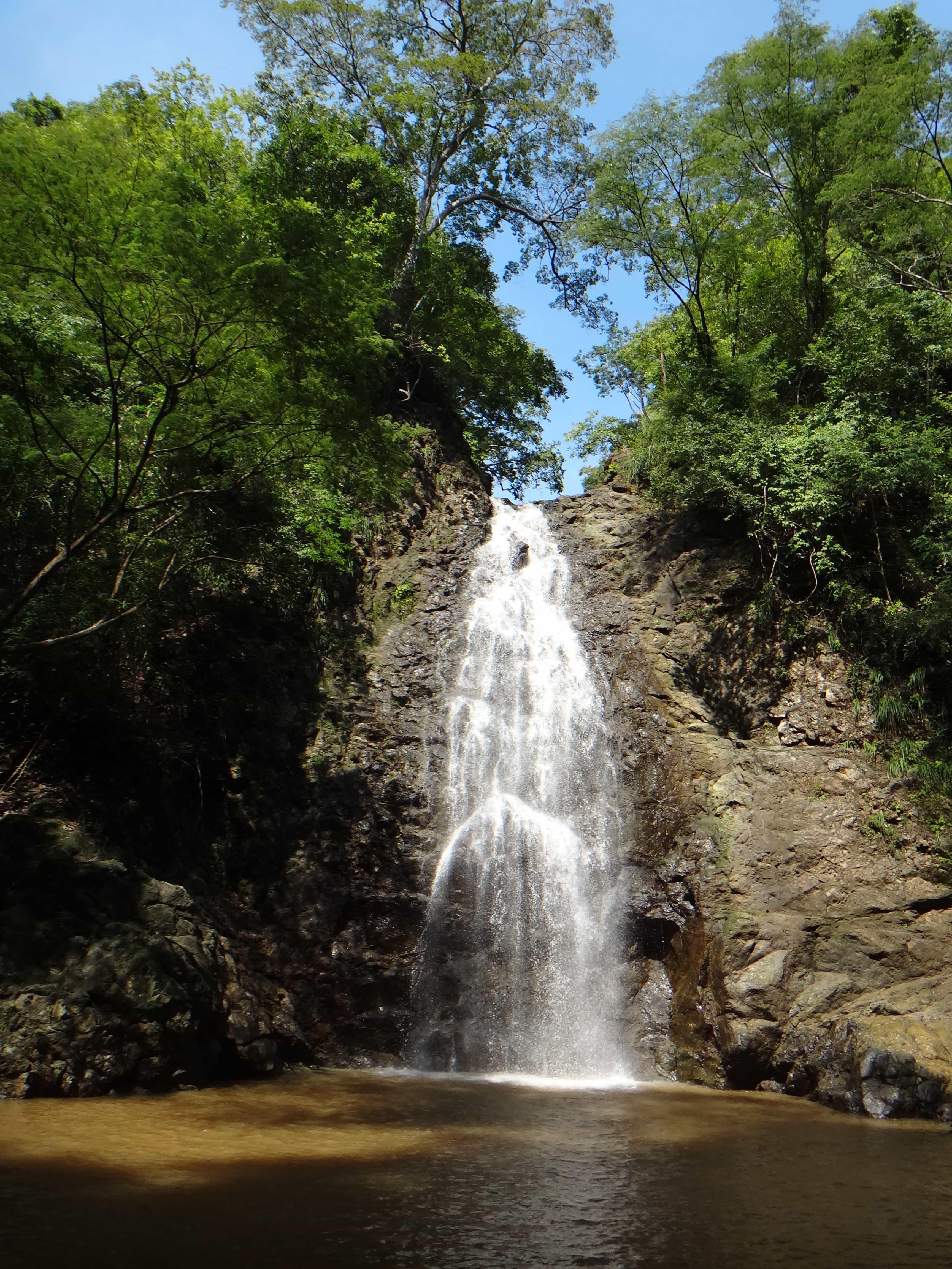 Montezuma waterval