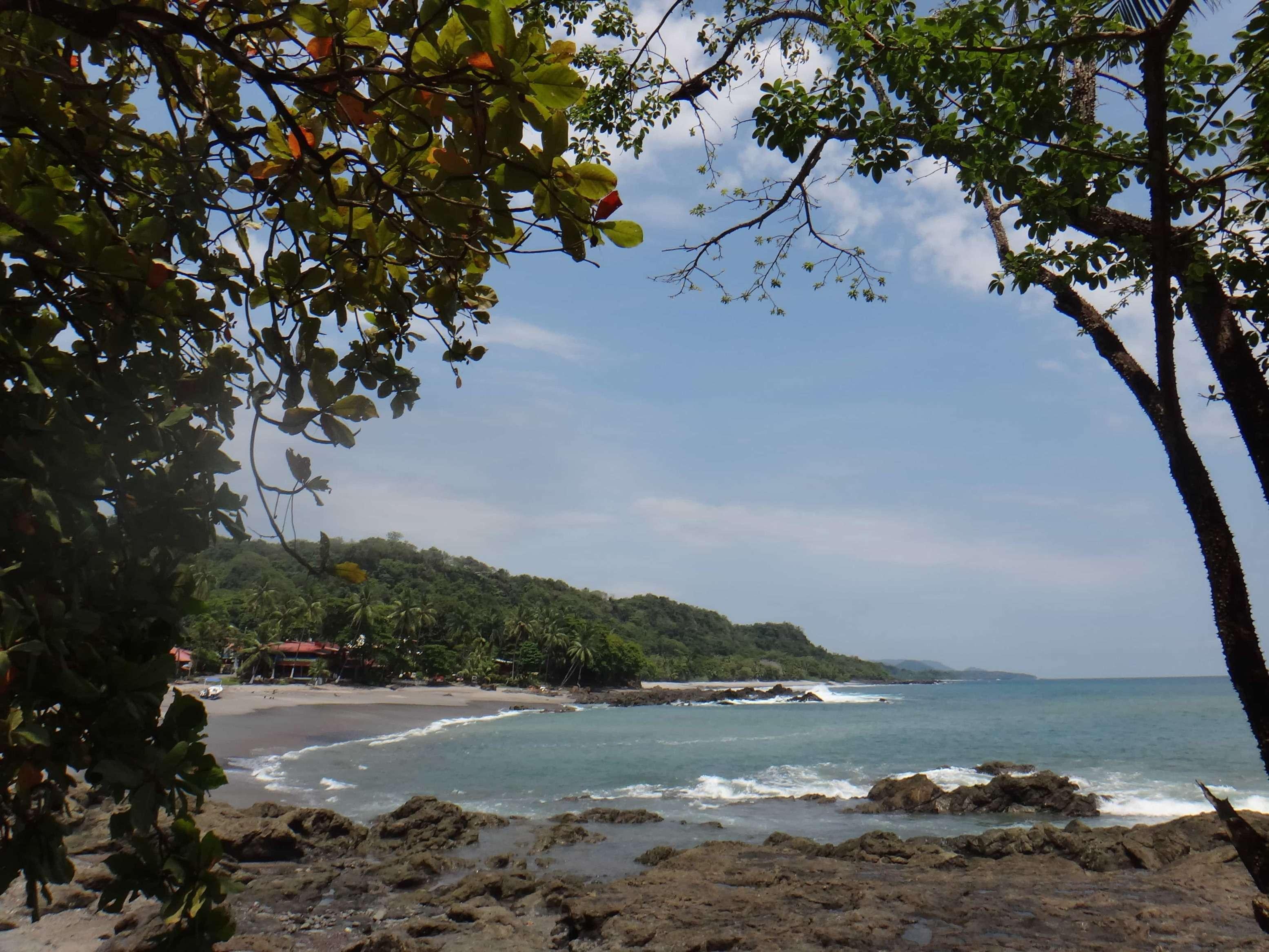 strand in montezuma