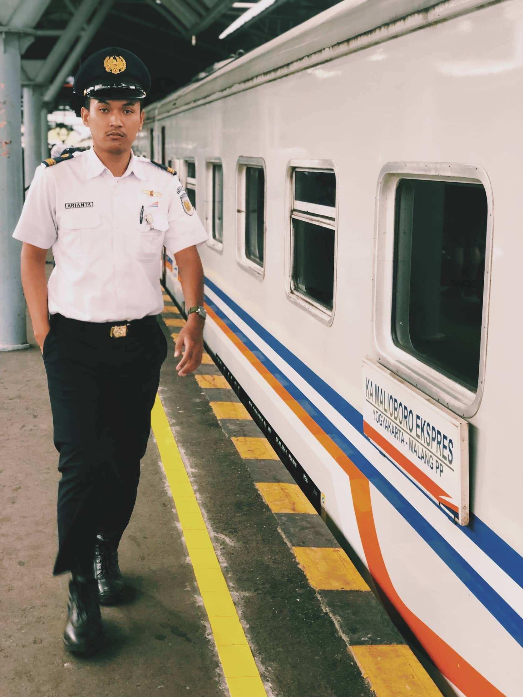 Treinreis Java