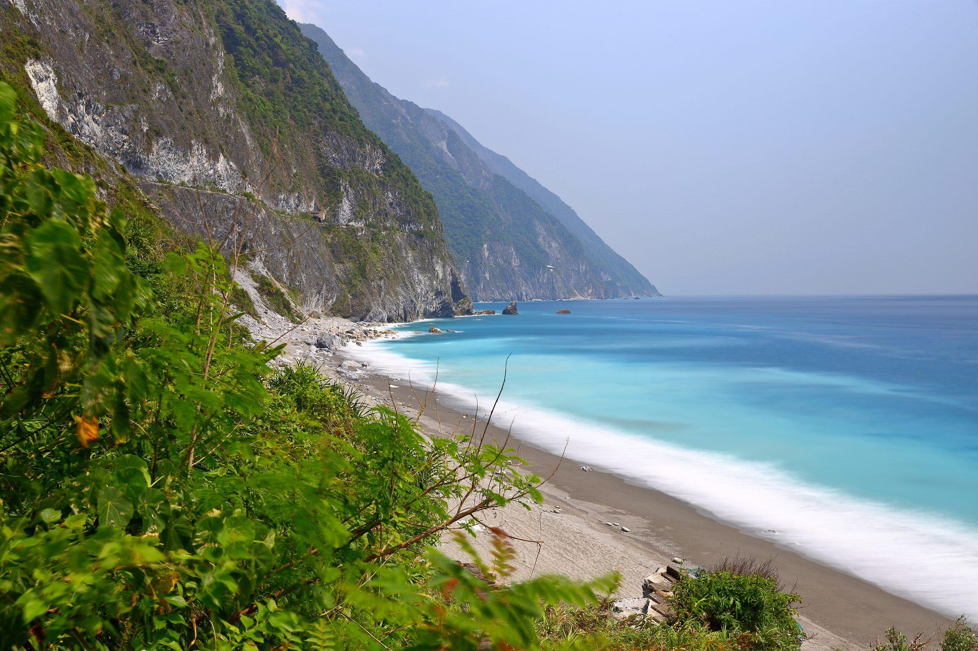 Qingshui cliff, Hualien