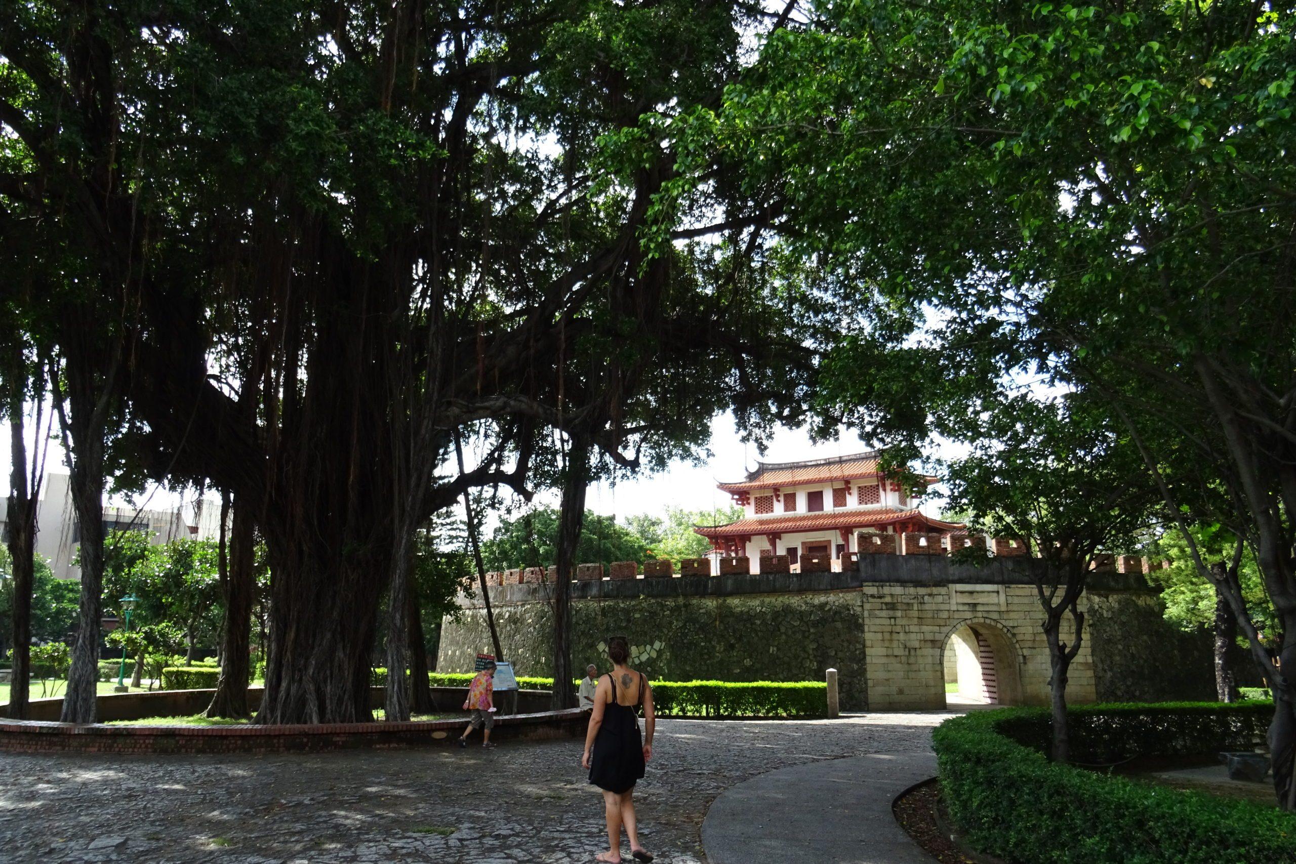 Tainan south gate