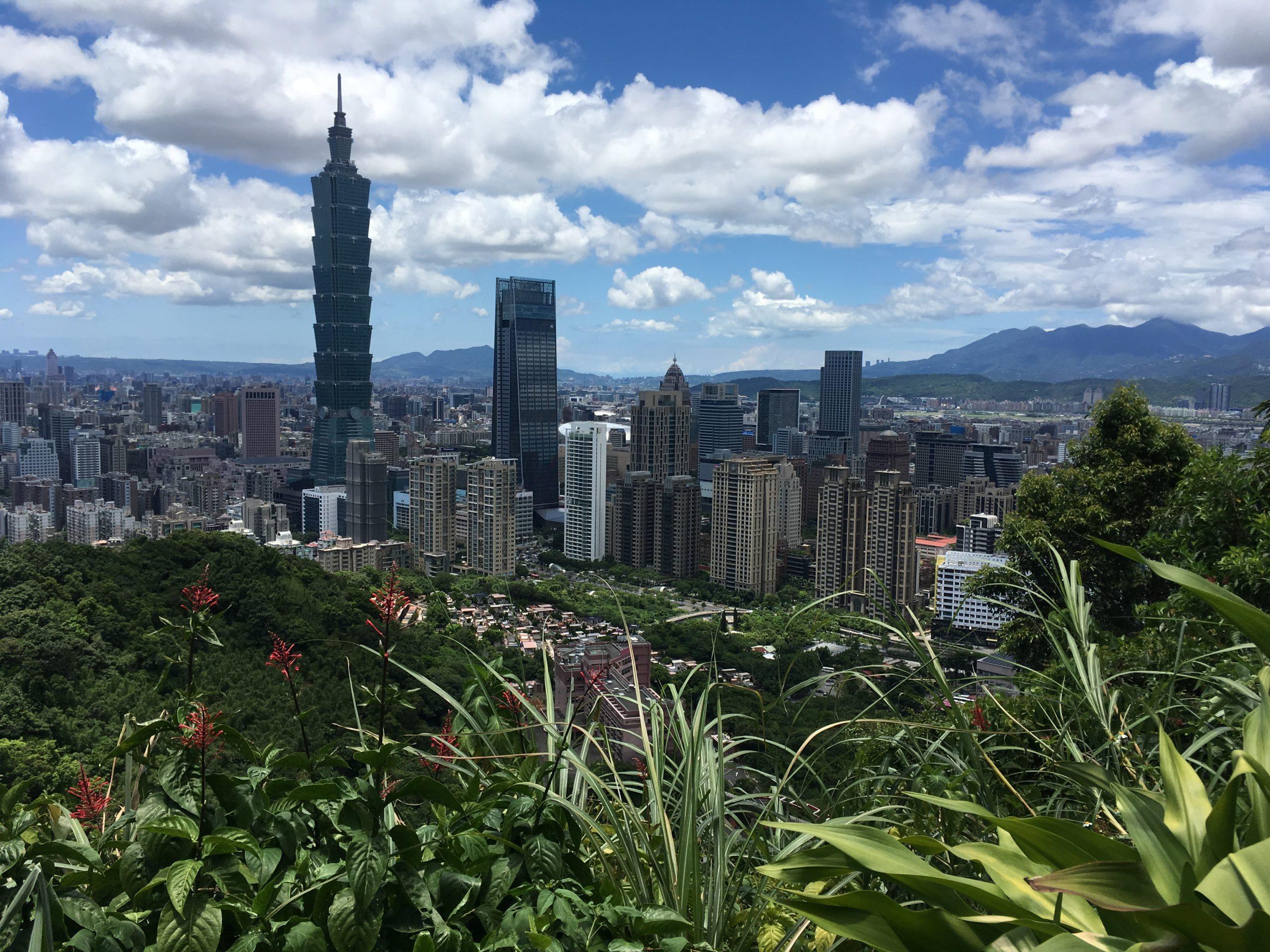 Taipei View, Rondreis Taiwan