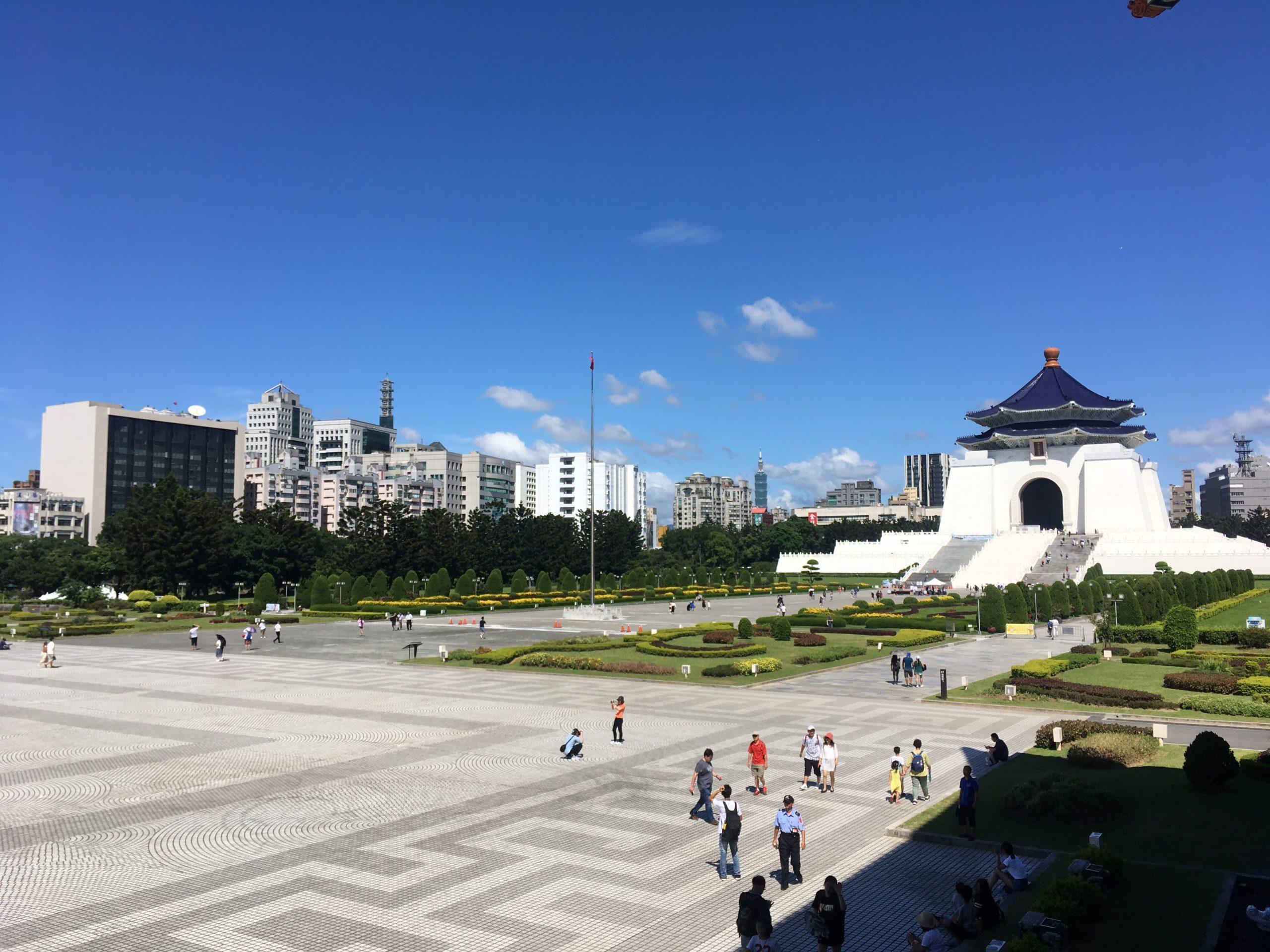 Taiwan rondreis, Taipei